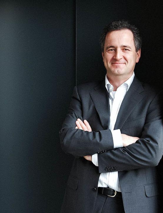 Neuer EnBW-Chef Frank Mastiaux.  | Foto: dapd