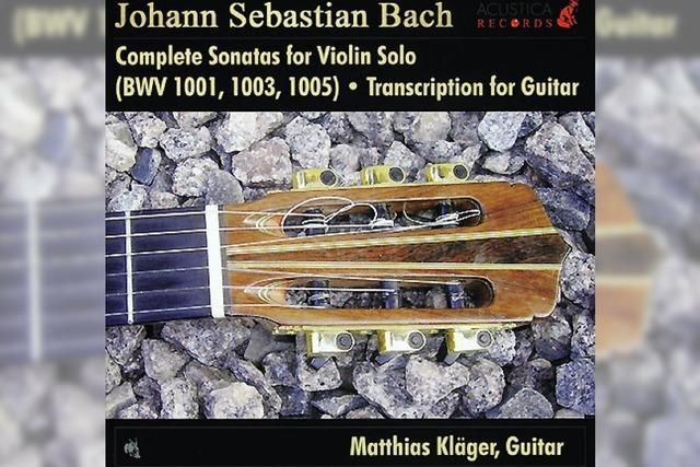 REGIO-CD: Wo Bach zum Spanier wird