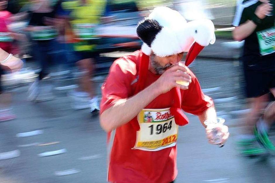 Der Freiburg Marathon - ein Fest für Läufer (Foto: Benedict Glockner)