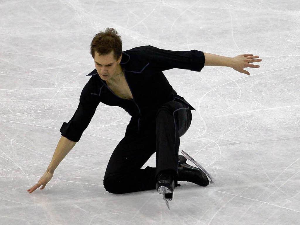 Eiskunstläufer