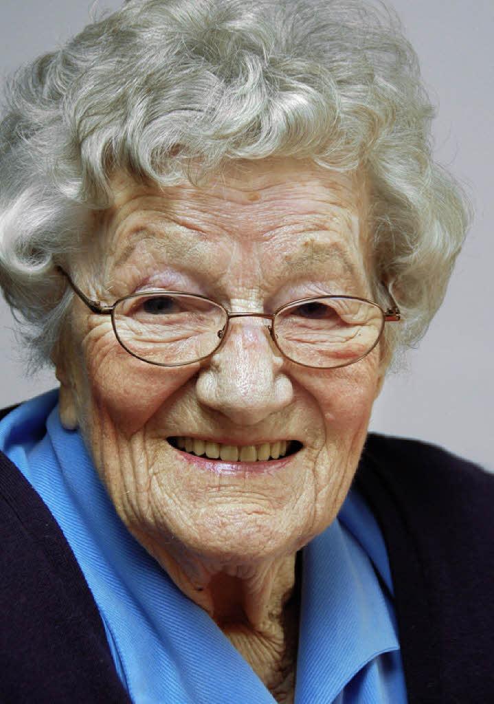 Schnelle Oma aus Lahr - Lahr - Badische Zeitung
