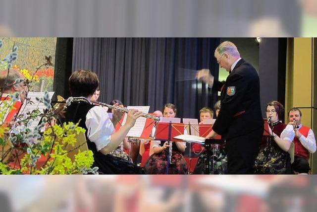 Vier Solisten zeigen ihr Können