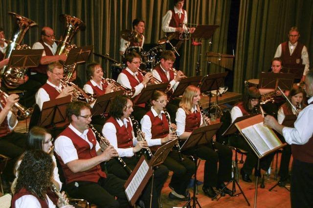Konzert mit Engagement und Leistung