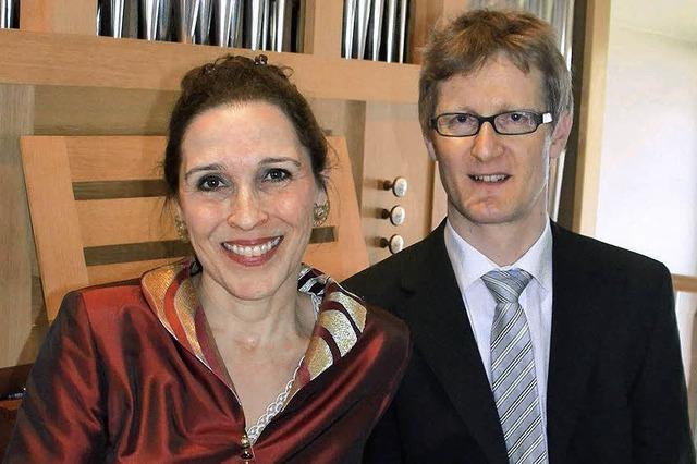 Feier für die Goll-Orgel
