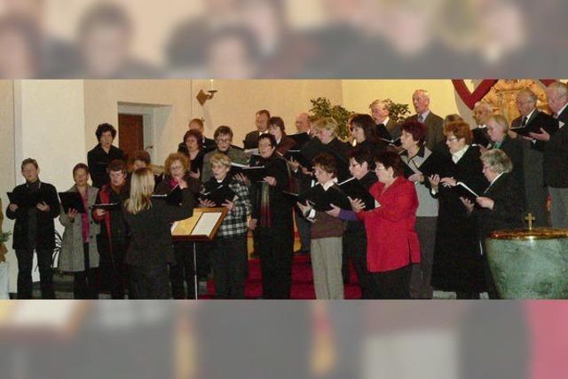 Fusion der Kirchenchöre steht bevor
