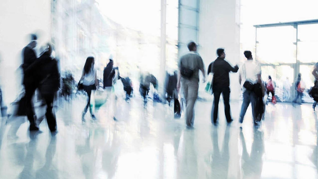 Einkaufen, einkaufen, einkaufen &#8211... Sozialstaat brauchen heute Wachstum.   | Foto: Jörg Bauer (Fotolia)