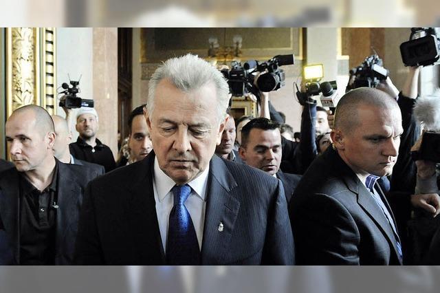 Ungarns Präsident tritt ab