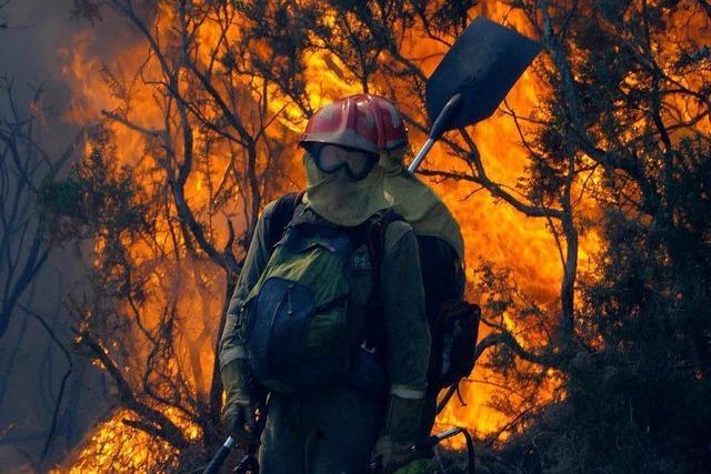 Brandreiches Galicien