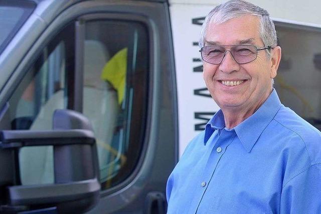 Adalbert Häge: Ein streitbarer Geist geht auf Reisen