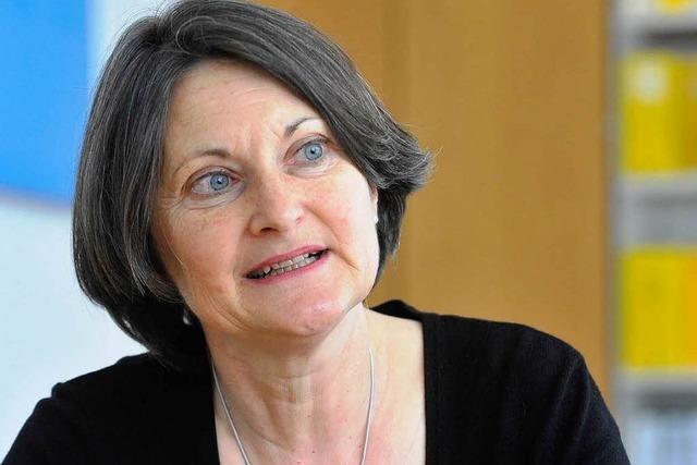 Regierungspräsidentin Schäfer: Die Frau fürs Grundsätzliche
