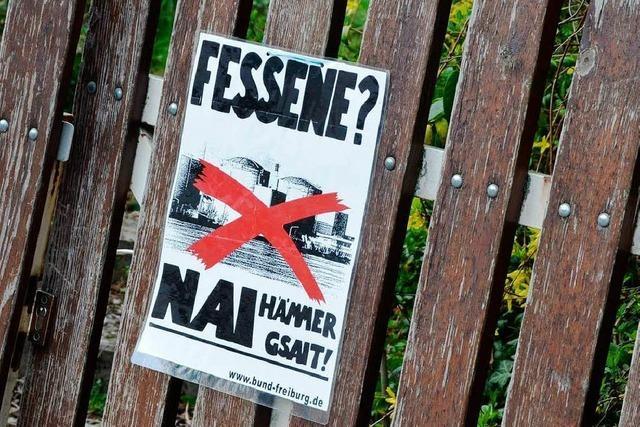 Nächtlicher Lärm aus Richtung Fessenheim