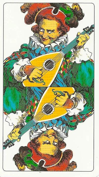 Trumpf Beim Kartenspiel