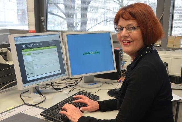 Live-Chat mit Cornelia Rösner – wie hat sie sich geschlagen?