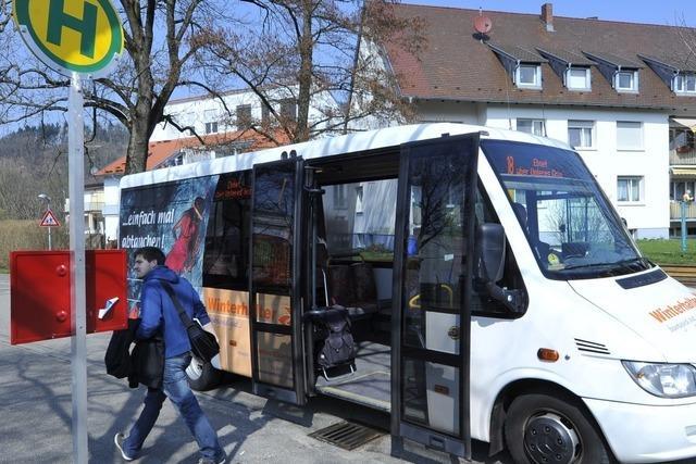 Höhere Taktfrequenz für Ebneter Busse