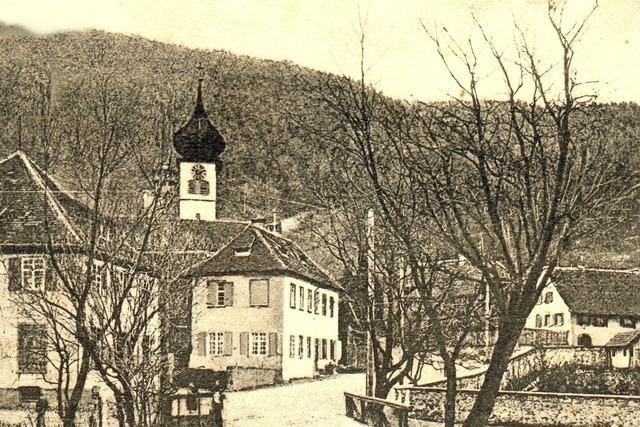 Ebneter Kleinod: Die St. Hilarius-Kirche