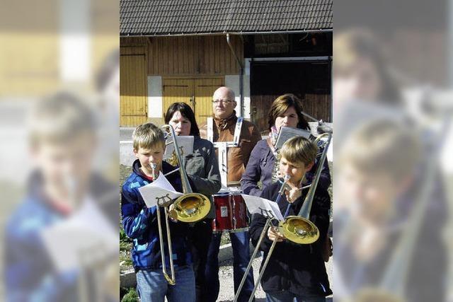 Musiker werben für Osterkonzert