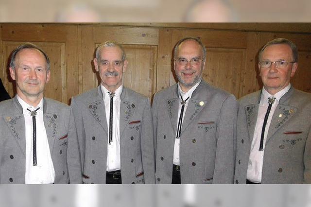 Rudi Schmidt ist der neue Vizechef des Gesangvereins