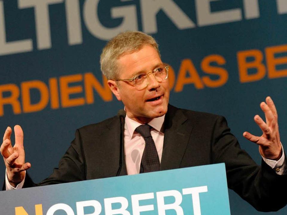 Norbert Röttgen    Foto: DPA