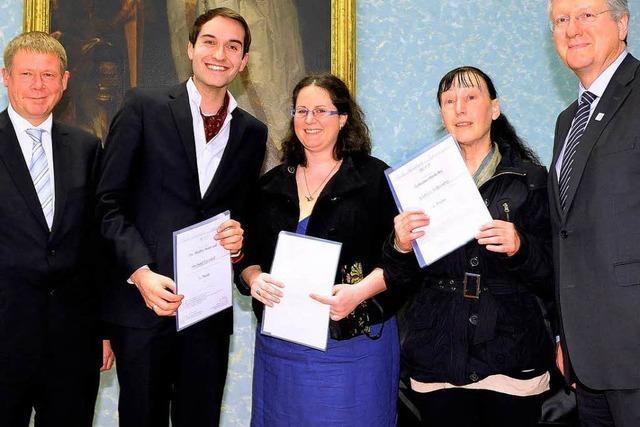 Paula-Rombach-Preis: Lakonie, Slapstick, Wortmagie