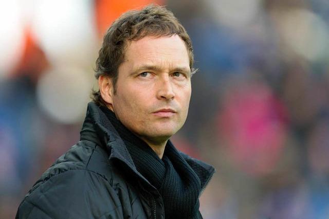 Marcus Sorg U17-Trainer bei den Bayern?