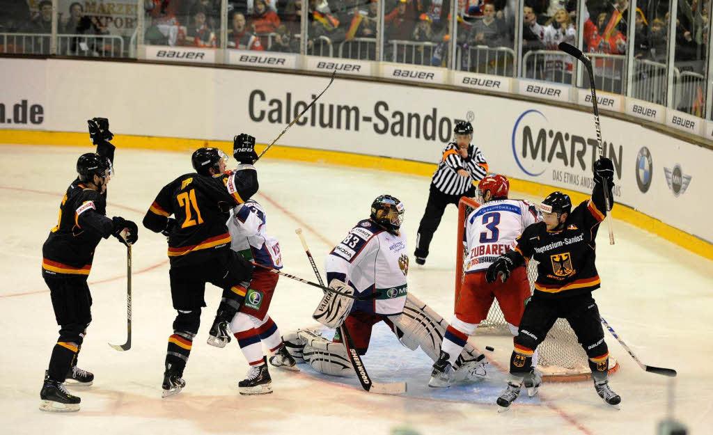 Nationalmannschaft Eishockey