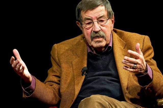 Scharfe Kritik an Grass – Diskussionen reißen nicht ab