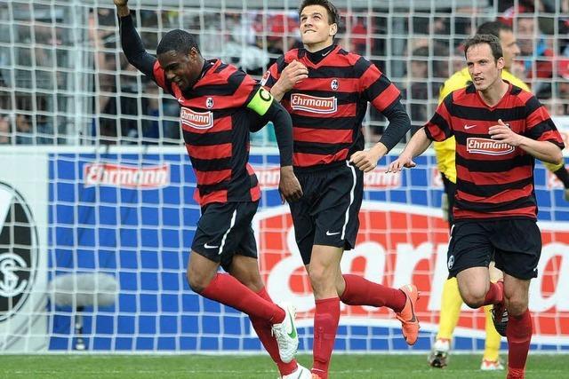 SC Freiburg bleibt im sechsten Spiel in Folge ungeschlagen