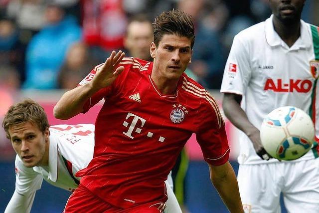 Bayern bleibt an Dortmund dran – Sieg dank Gomez-Doppelpack