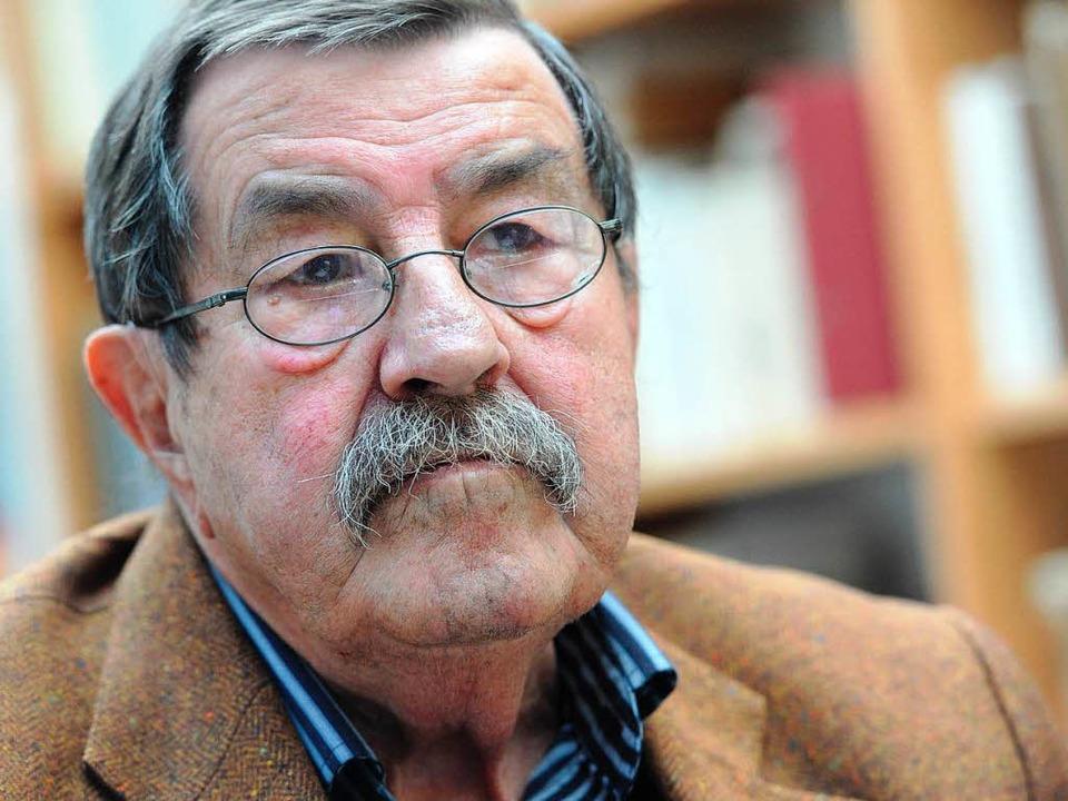 Der Literaturnobelpreisträger darf kün...mehr in den jüdischen Staat einreisen.  | Foto: dpa