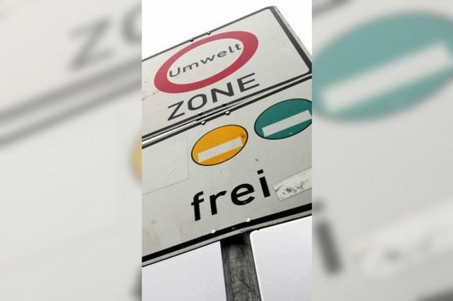 Freiburg dehnt Fahrverbote weiter aus