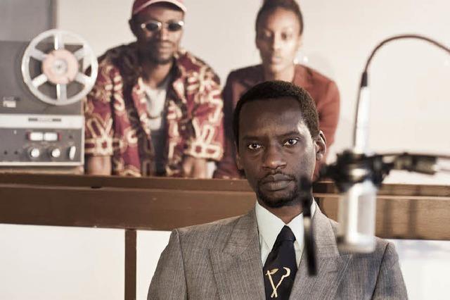 Kongolesische Rhythmen und Rassekunde