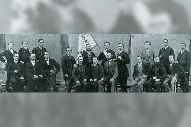 150 Jahre Gesang aus Männerkehlen