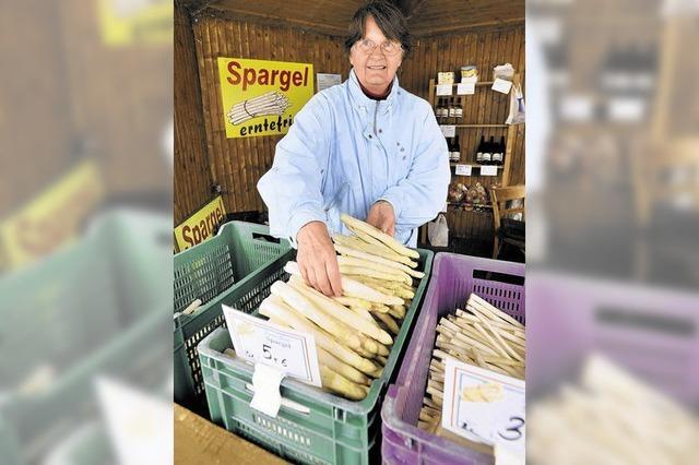 Strengere Regeln für Straßenverkauf - Erdbeerhändler muss weichen