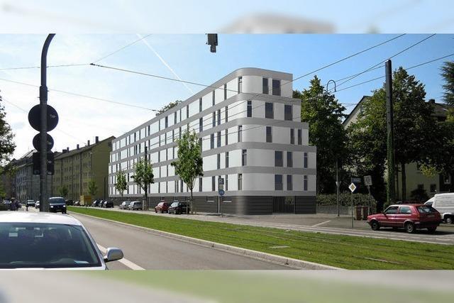 Treubau baut 55 neue Wohnungen