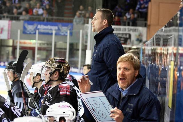 Wild Wings verlieren Eishockey-Krimi