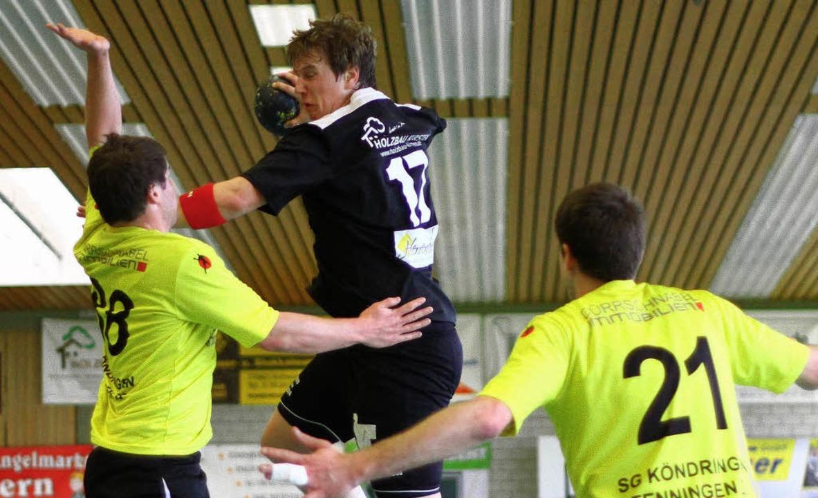 Erlebte das Pokalfinale als Genuss: Felix Gäßler     Foto: Peter Aukthun