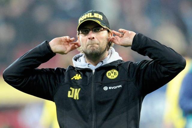 Vornehme Zurückhaltung in Dortmund und München
