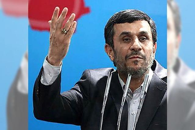 Gemischte Signale aus Teheran