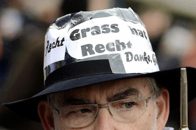 Einreiseverbot für Grass in Israel