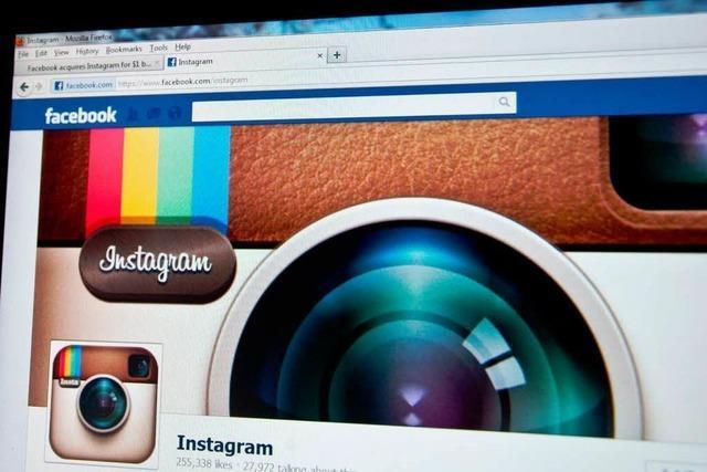 Facebook schnappt sich Fotoplattform Instagram