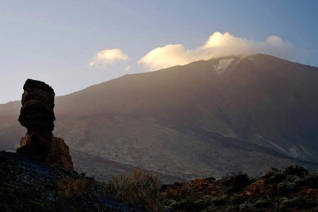 Der launenhafte Berg