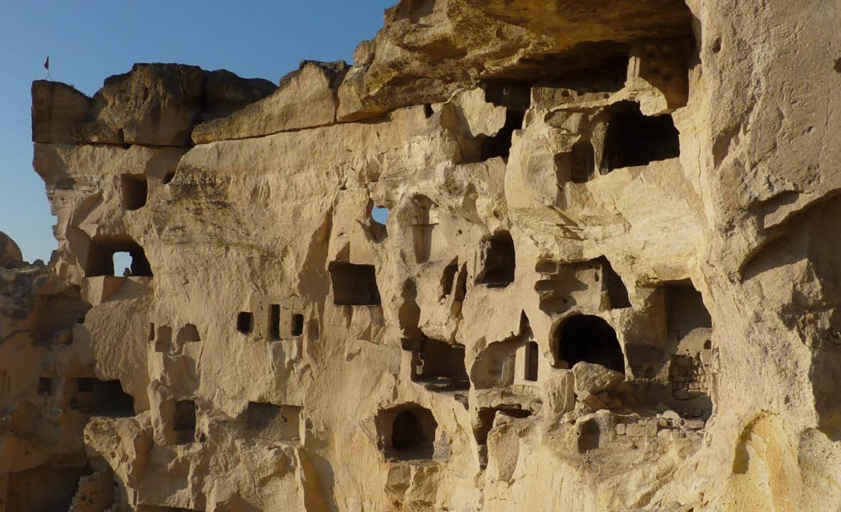 Wunderwelt Feenkamine: In allen erdenk...600 Kilometer nordöstlich von Antalya.  | Foto: Gerhard Kiefer