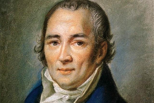 Unterhaltend präsentierte Moral: Johann Peter Hebel