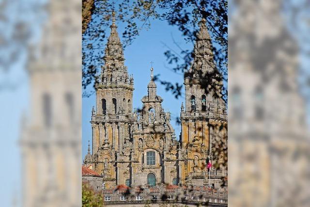 Höhepunkte des spanischen Jakobswegs