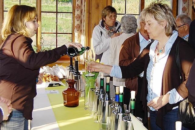 Wein, Wandern und Unterhaltung
