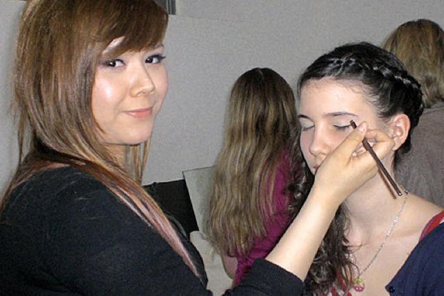 Styling, Pflege und Kosmetik