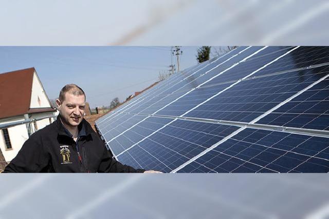 SCHAUFENSTER: Brauen mit Sonnenenergie