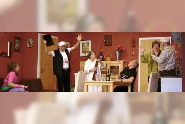Eine eingespielte Theater-Truppe