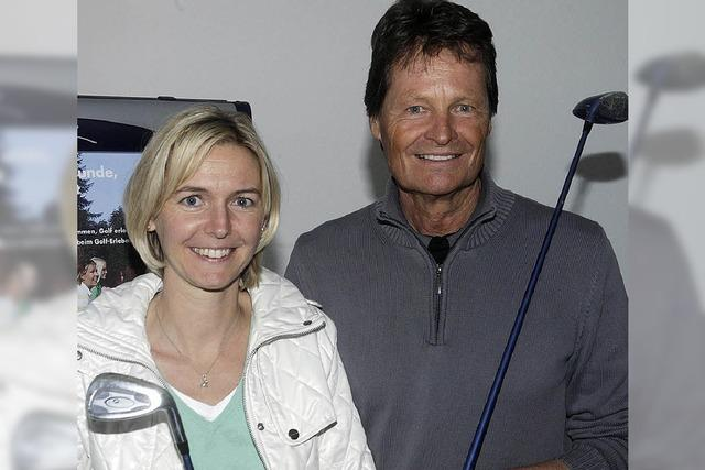 Golfclub mit neuem Chef