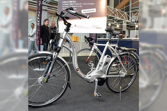 Lernen von der Basler Fahrradstation